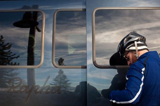 Отчет с велопробега по Калифорнии от компании Rapha