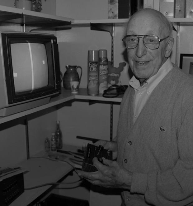 Что мы знаем о «дедушке видеоигр» Ральфе Баере