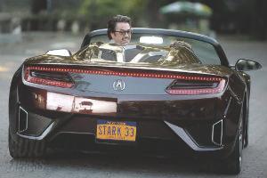 Автомобиль Тони Старка из фильма «Мстители» появится в продаже