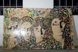 Выставка работ уличного художника Mr. Brainwash — Культура на FURFUR