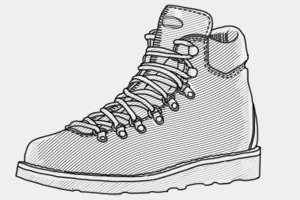 Внимание к деталям: Как и зачем появился язычок на ботинках — Культура на FURFUR