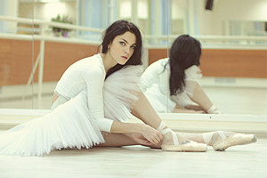 Классические формы: Балерина