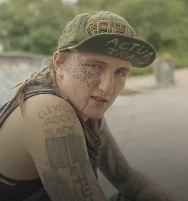 Как американские подростки построили скейт-парк в самом бедном районе Кливленда