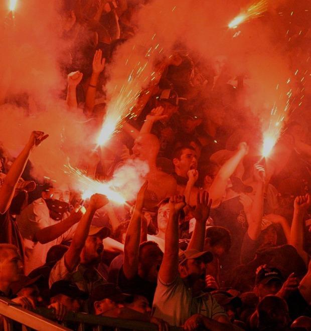 Как хорватские ультрас борются за демократизацию национального футбола