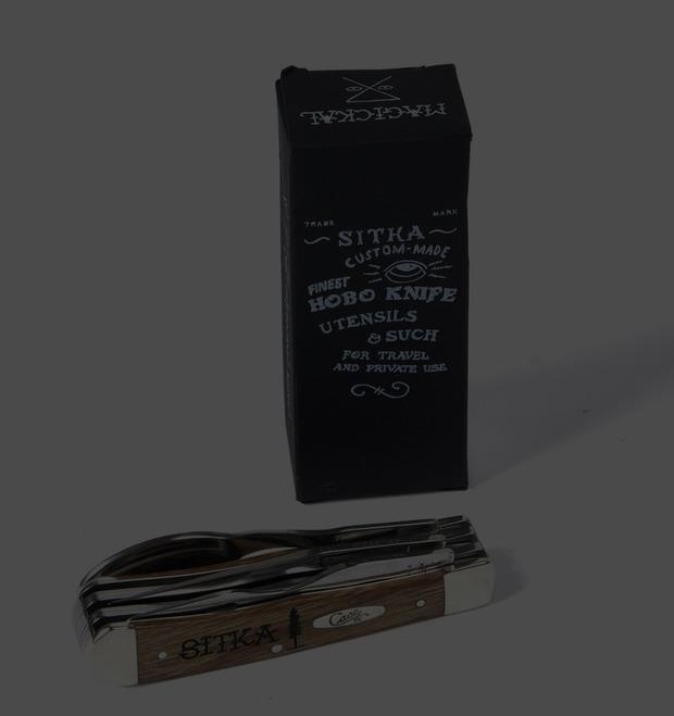 Инвентарь: Универсальный нож хобо