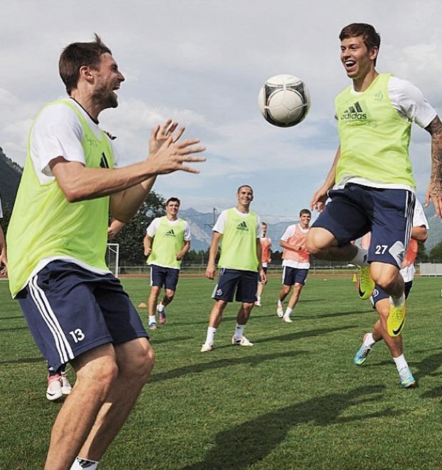 Что публикуют в своих Instagram российские футболисты