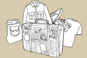Как правильно собирать багаж — Культура на FURFUR