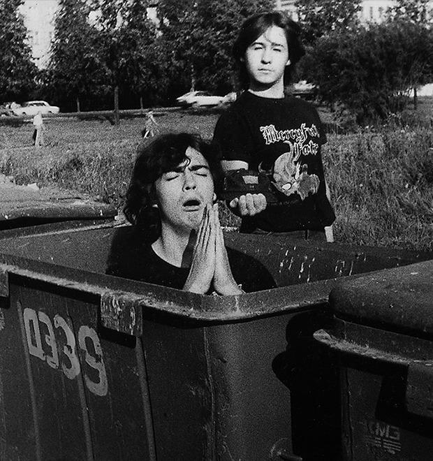 Хулиганы: Советский металлист о жизни неформалов в СССР