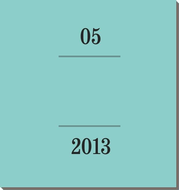 Календарь FURFUR на 2013 год: Май — Культура на FURFUR