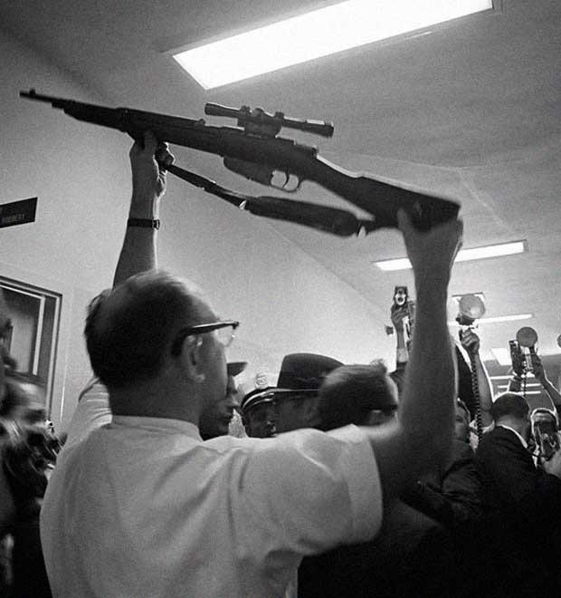7 пушек, участвовавших в громких убийствах — Культура на FURFUR