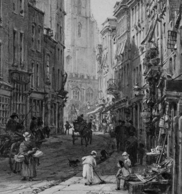 История лондонского «пивного потопа» 1814 года — Культура на FURFUR