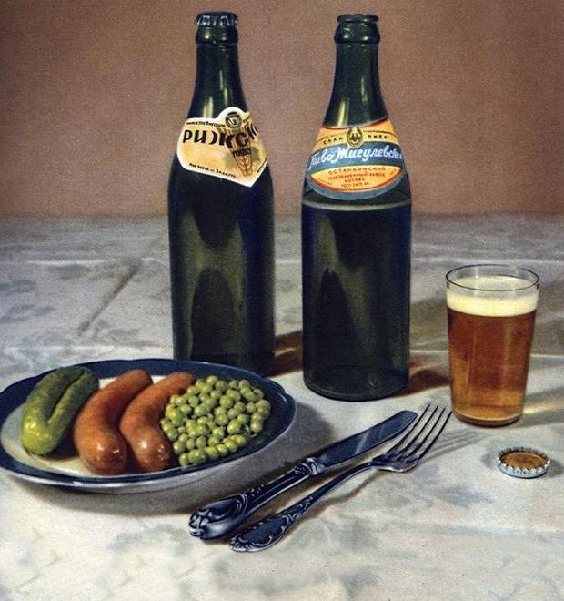Ультимативный гид по истории советского пива — Культура на FURFUR