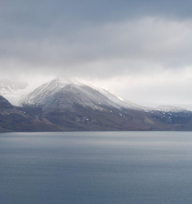 «А давайте все тут заморозим»: Как я провел две недели на Шпицбергене
