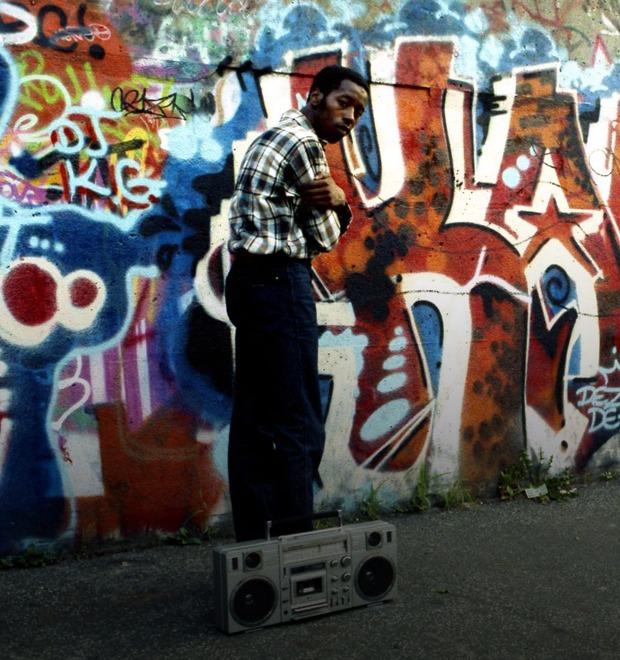 8 знаменитых фотографов, исследовавших мир граффити — Герои на FURFUR