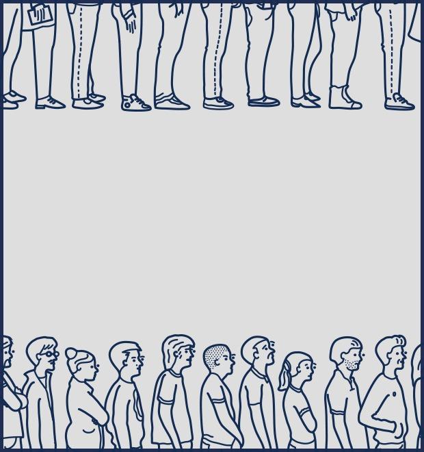 В режиме ожидания: Самые длинные в мире очереди