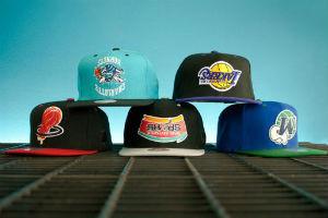 Новая коллекция кепок магазина Hall Of Fame с логотипами команд НБА — Культура на FURFUR
