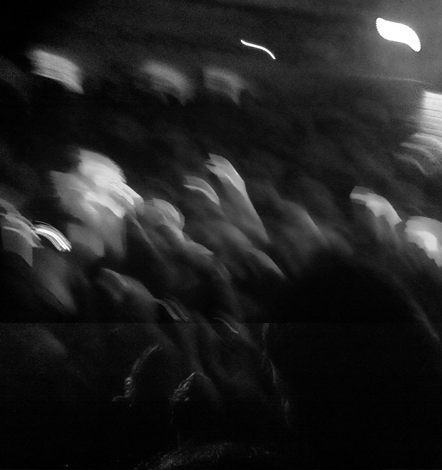 «Нам не о чем говорить с журналистами»: Репортаж с концерта Iceage и интервью с музыкантами
