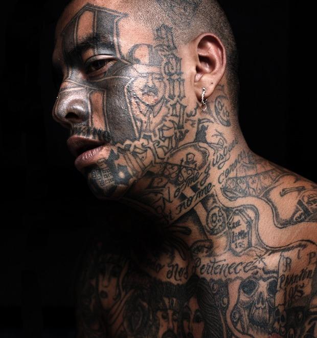 Гид по культуре американских тюремных тату