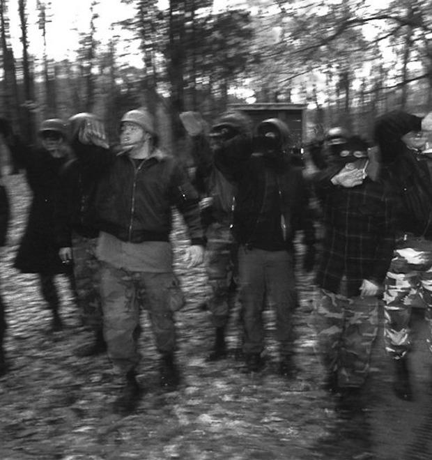 Бытовая жизнь неонацистской группы в США — Культура на FURFUR