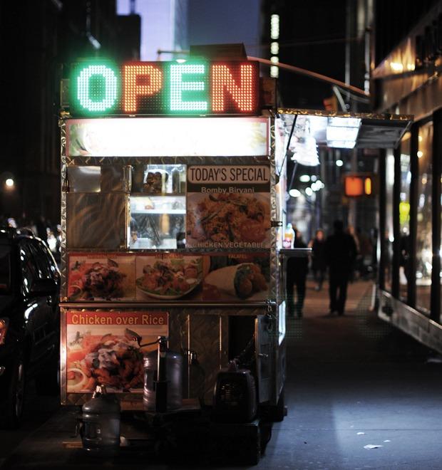 Гид по уличной еде Нью-Йорка — Культура на FURFUR