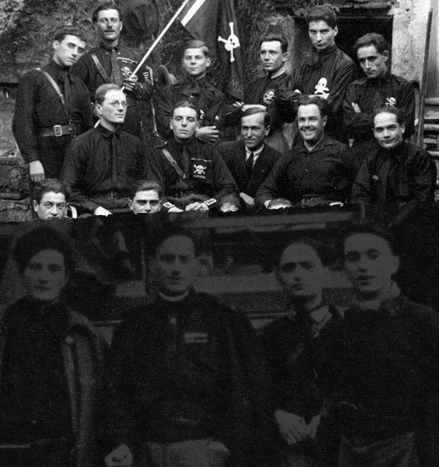 Итальянский урок: Как озабоченные патриоты превращаются в фашистов