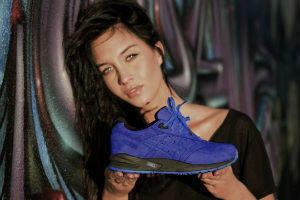 Новая модель кроссовок, разработанная дизайнером Ронни Фигом для Asics — Культура на FURFUR