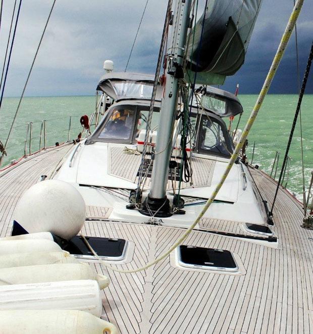 Морские практики: Как я отправился в бесконечное путешествие на яхте