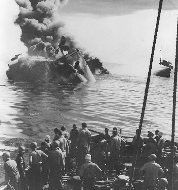 Кайтены: японские подводные камикадзе
