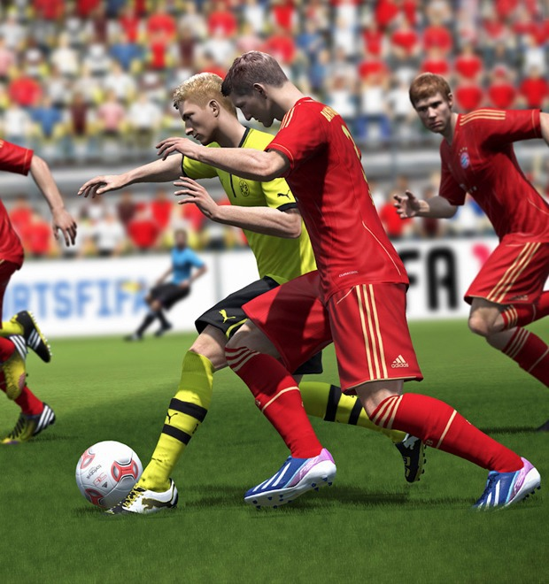 Потрачено: Как эволюционировали футбольные симуляторы