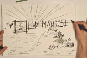 Немецкий дизайнер снял анимационный ролик в формате «stop motion» по книге «Старик и море» — Культура на FURFUR