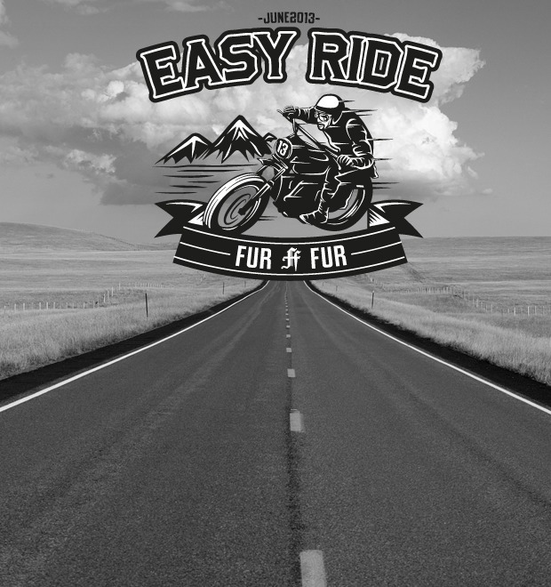 Easy Ride: Премьера первого видео о путешествии на мотоциклах — Культура на FURFUR