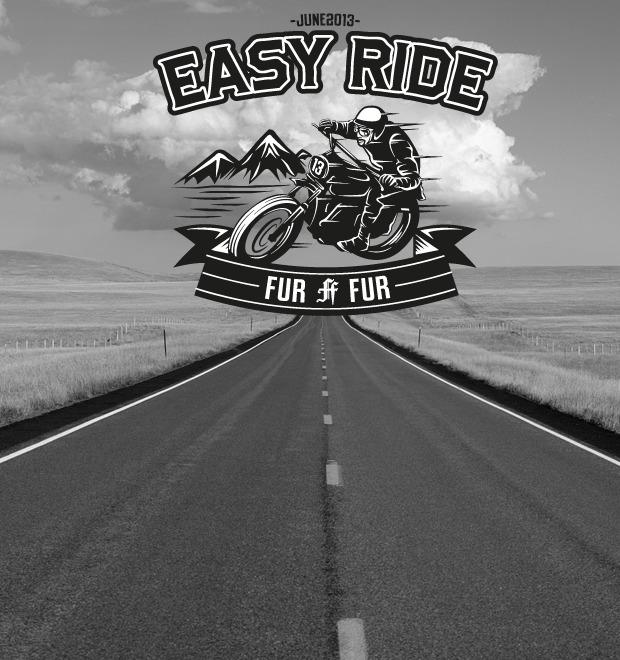 FURFUR представляет проект Easy Ride — путешествие на мотоциклах по городам Европы — Культура на FURFUR