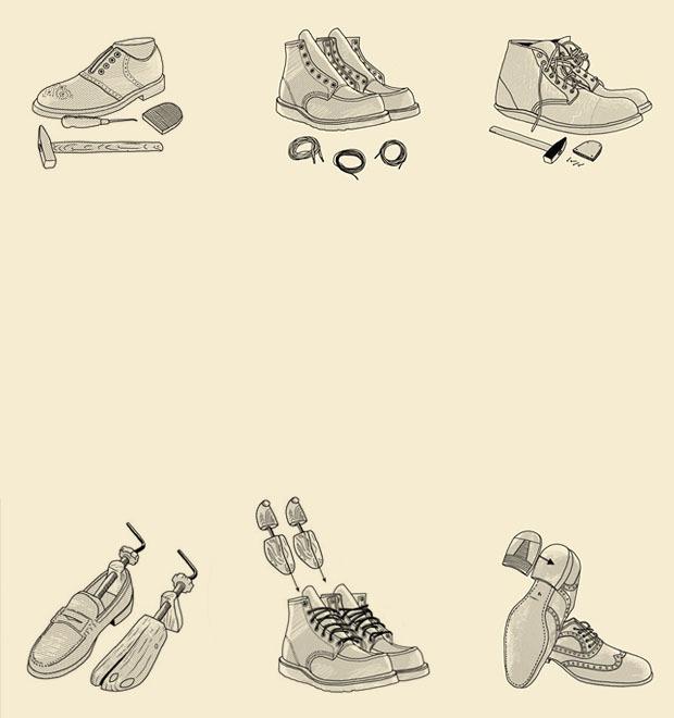 Красивый уход: Все советы FURFUR по грамотному обращению с обувью — Культура на FURFUR