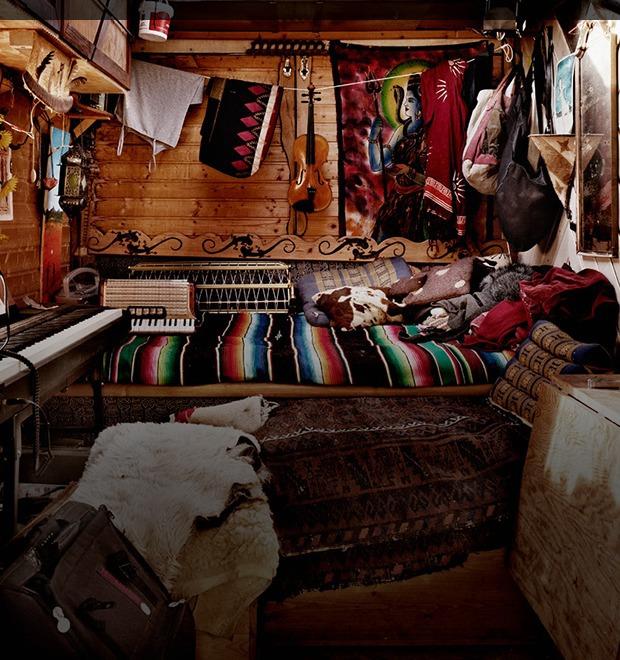 Квартира на колёсах: Как живут люди, отказавшиеся от комфорта традиционных домов