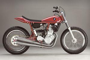История и особенности мотоциклов для гонок по грязевому овалу —флэт-трекеров — Культура на FURFUR