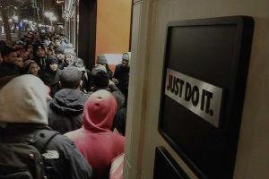 Выпуск кроссовок Air Jordan вызвал массовые беспорядки в магазинах