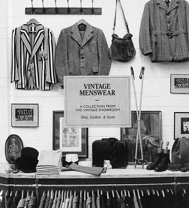 Vintage Menswear: Фотоархив винтажной одежды в формате книги — Культура на FURFUR