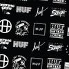 Московский магазин FreshDead открывает поп-ап-стор марки HUF