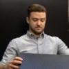 Бразильская телеведущая подарила Джастину Тимберлейку свою попу в коробке