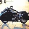 Себ Лоренц собрал новый байк на базе BMW R60/5