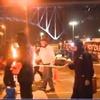 Жители Кливленда подожгли себя на площади, побив мировой рекорд