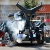 Японец создал робота-жука размером с танк