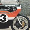 Мастерская британского дилера Warr's отреставрировала гоночный Harley-Davidson XRTT-750
