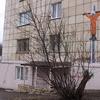 В Перми появилось распятие с Гагариным