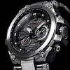 Марка Casio выпустила металлические часы G-Shock
