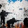 Политические работы арабских художников завоевывают популярность по всему миру
