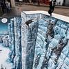 На улице Лондона появилась Стена из «Игры престолов»