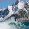 Вышел короткометражный фильм про арктический сёрфинг «Последний рубеж»