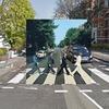 The Guardian наложила обложки альбомов на фотографии мест, где они были сняты