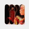 Коллекция дек для скейтбординга с принтом обложки альбома «Bitches Brew» Майлза Дэвиса